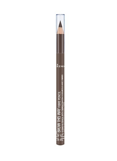 Rimmel London Brow This Way Pencil Fiber Medium-Rimmel London